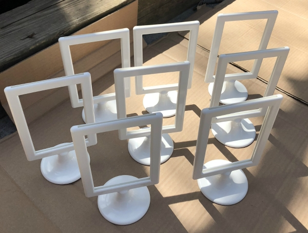 unpainted ikea tolsby frames