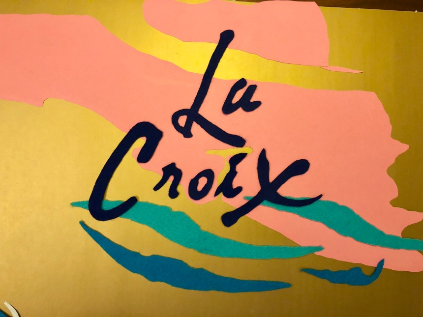 diy costume la croix can layout